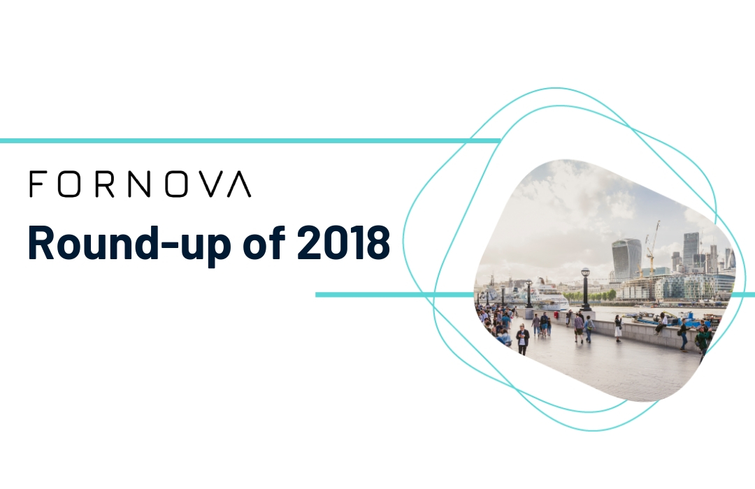 Yearly round up - Fornova's 2018 highlights