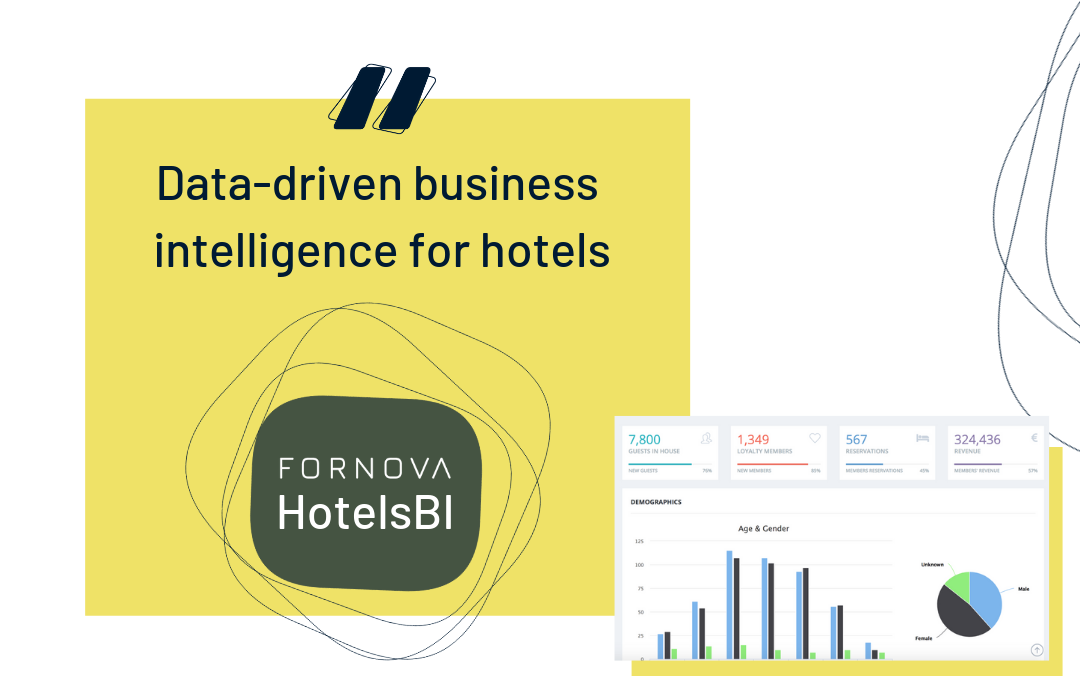 Fornova Acquires HotelsBI to Provide Full Suite of Business and Distribution Intelligence Solutions for Hotels Worldwide