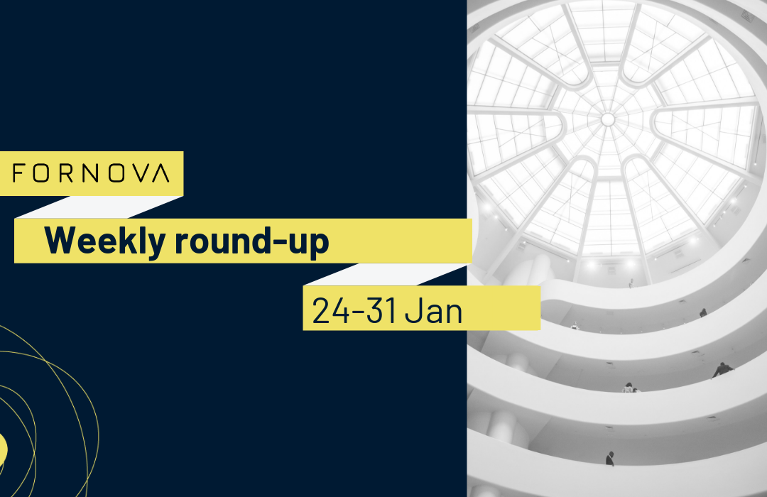 Weekly Round-up 24-31 Jan