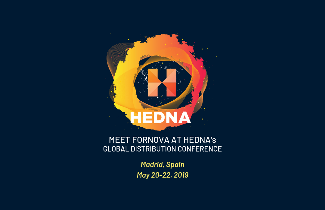 Join us at HEDNA Madrid 2019!