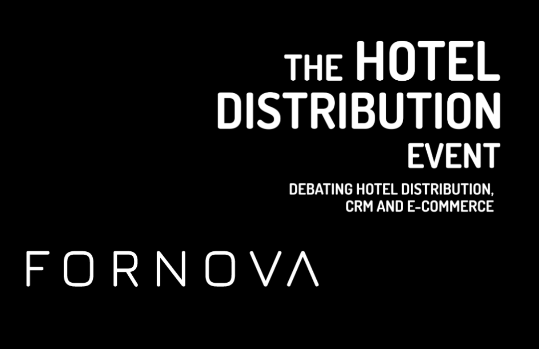 Meet Fornova at the Hotel Distribution Event 2019
