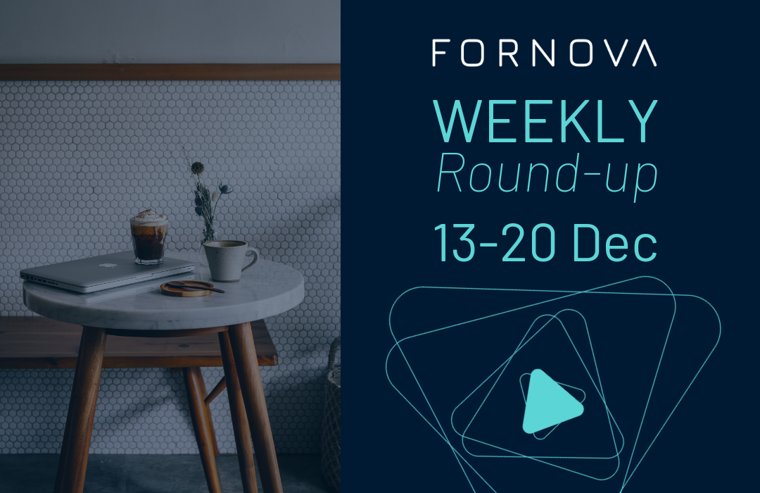 Weekly Round-up 13-20 Dec