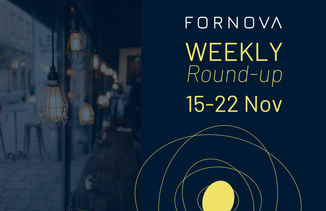 Weekly Round-up 15-22 Nov
